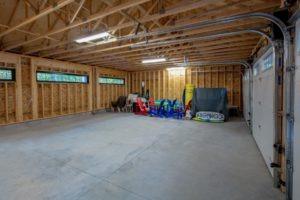 Garage - interior