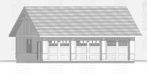 Garage Revit Image