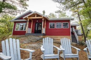 Stoney Lake Cottage (1)